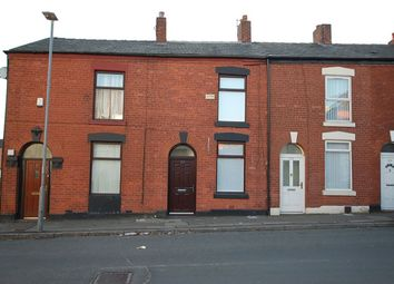 Thumbnail 2 bedroom terraced house to rent in Curzon Road, Ashton-Under-Lyne