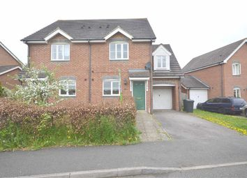 Thumbnail 3 bed semi-detached house to rent in Blossom Lane, Ashford, Kent