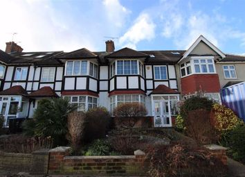 Thumbnail 4 bed terraced house for sale in Kent Road, Winchmore Hill, London