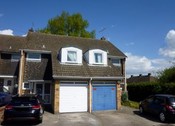 Thumbnail 3 bed semi-detached house to rent in Marlborough Close, Waterlooville