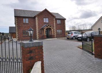 5 bed detached house for sale in Ty Coch, Spring Gardens, Whitland SA34
