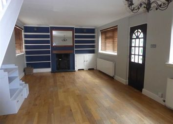 Thumbnail 2 bed detached house to rent in Pinner Road, Oxhey Viillage, Watford