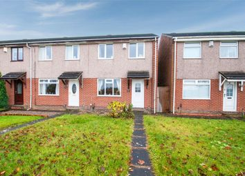 Thumbnail 3 bed end terrace house for sale in Park View, Yarm, North Yorkshire