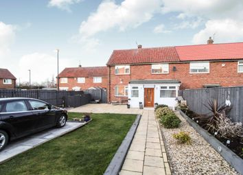 Thumbnail 3 bed semi-detached house for sale in Naworth Drive, Westerhope, Newcastle Upon Tyne