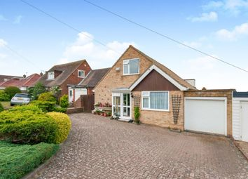 Thumbnail 4 bedroom bungalow for sale in Marine Drive, Bishopstone, Seaford