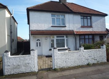 Thumbnail 2 bedroom semi-detached house to rent in Aylsham Road, Hoddesdon