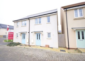 Thumbnail 2 bed semi-detached house to rent in Pear Tree Way, Emersons Green, Bristol, Gloucestershire