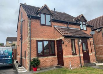 Thumbnail 2 bed semi-detached house for sale in Blue Bell Close, Inkersall, Chesterfield