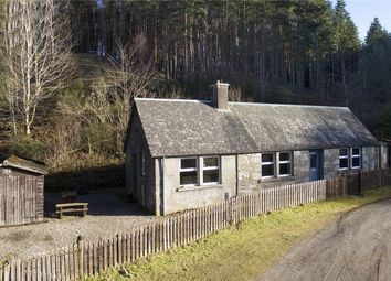 Thumbnail 1 bed detached house for sale in Oshnie Cottage, Kindallachan, Pitlochry, Perthshire