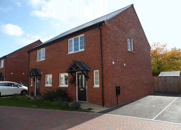 Thumbnail 3 bed semi-detached house for sale in Heyford Park, Camp Road, Upper Heyford, Bicester