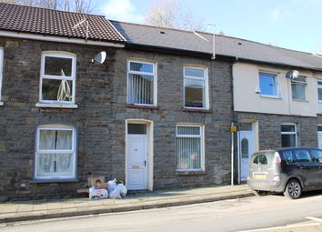 Thumbnail 2 bed terraced house for sale in Llewellyn Street, Pontygwaith