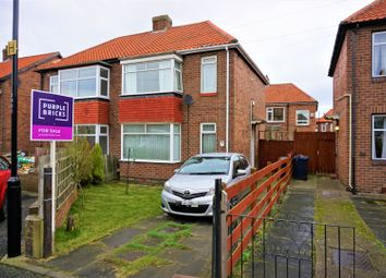 3 bed semi-detached house for sale in Rennington Place, North Fenham, Newcastle Upon Tyne NE5