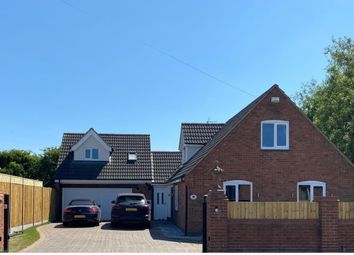 Thumbnail 3 bed detached house for sale in Barlestone Road, Bagworth, Leicestershire