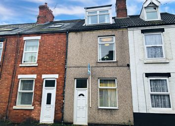3 bed terraced house for sale in Gladstone Street, Worksop S80