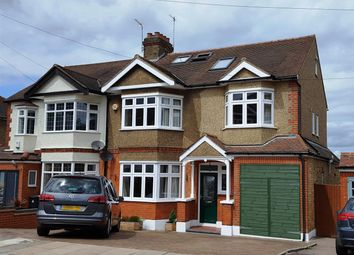 Thumbnail 5 bedroom semi-detached house for sale in Park Nook Gardens, Enfield