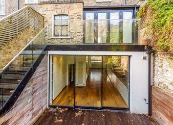 Thumbnail 5 bedroom terraced house to rent in Mornington Terrace, London