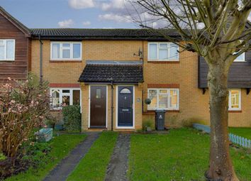 Thumbnail 2 bed terraced house for sale in Lindsay Close, Chessington, Surrey