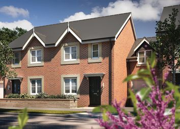 "Thumbnail 3 bed link-detached house for sale in ""The Bampton"" at Robin Road, Goring-By-Sea, Worthing"