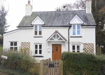 Thumbnail 3 bed detached house for sale in Llangwm, Usk