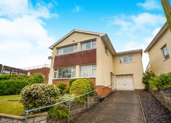 Thumbnail 4 bed detached house for sale in Danygraig Crescent, Talbot Green, Pontyclun