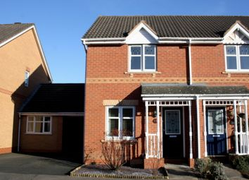 Thumbnail 2 bed link-detached house to rent in Appletree Lane, Brockhill, Redditch