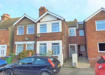 Thumbnail 3 bed terraced house for sale in Kent Road, Folkestone