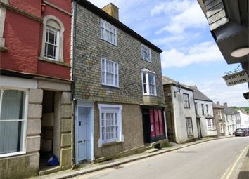 Thumbnail 3 bed terraced house for sale in Bank Street, St. Columb