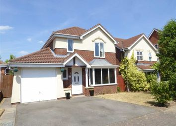 Thumbnail 4 bed detached house for sale in Caliban Mews, Heathcote, Warwick