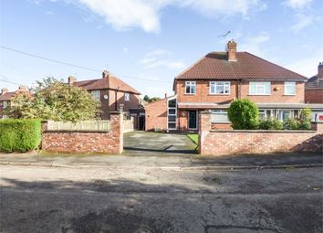 Thumbnail 3 bedroom semi-detached house for sale in Meadow Croft, Alsager, Stoke-On-Trent, Cheshire