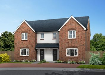 Thumbnail 3 bed semi-detached house for sale in Squires Meadow, Lea, Ross-On-Wye, Herefordshire