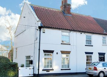 Thumbnail 1 bed end terrace house for sale in Thwaite Street, Cottingham, East Riding Of Yorkshi