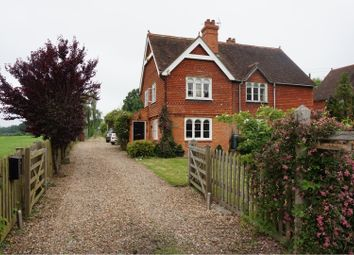 Thumbnail 3 bed semi-detached house for sale in Station Road, Ashford