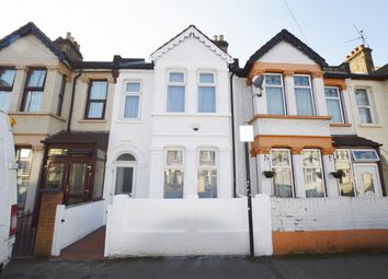 Thumbnail 3 bedroom terraced house for sale in Katherine Road, East Ham, London
