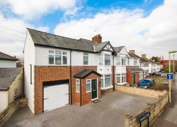 Thumbnail 4 bedroom semi-detached house for sale in Knolles Road, Cowley, Oxford