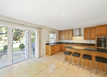 Thumbnail 4 bed property to rent in Hanger Hill, Weybridge