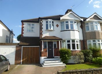 Thumbnail 5 bed semi-detached house for sale in Devonshire Way, Shirley, Surrey