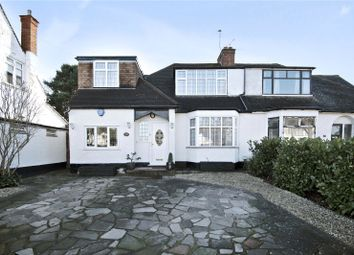Thumbnail 4 bedroom semi-detached house for sale in Church Avenue, Pinner, Middlesex