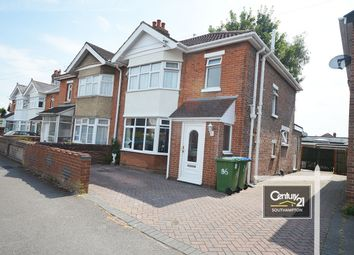 Thumbnail 3 bed detached house for sale in Wilton Crescent, Upper Shirley, Southampton