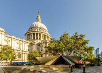 Thumbnail 2 bed flat to rent in Ludgate Square, St Pauls, London