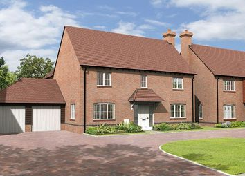 Thumbnail 4 bed detached house for sale in The Longford, Plot 11, The Portway, East Hendred