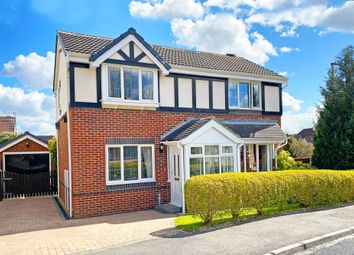 Heather Way, Killinghall, Harrogate HG3. 4 bed detached house for sale