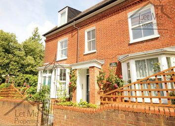 Thumbnail 1 bed flat to rent in Worley Road, St.Albans
