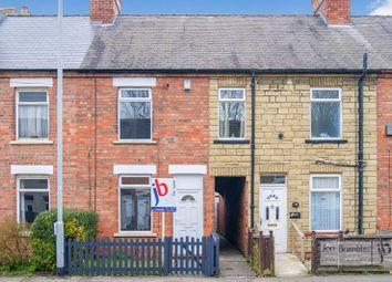 Thumbnail 2 bed terraced house for sale in Bowbridge Road, Newark