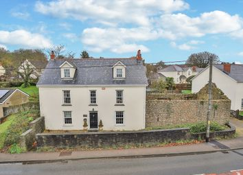 Thumbnail 4 bed farmhouse for sale in Main Road, Undy, Caldicot