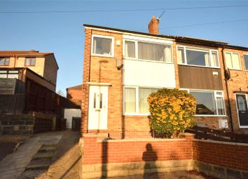 Thumbnail 3 bedroom terraced house for sale in Somerdale Grove, Leeds, West Yorkshire