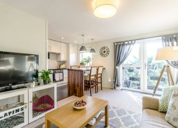 Thumbnail 2 bed flat for sale in Undine Road, Isle Of Dogs