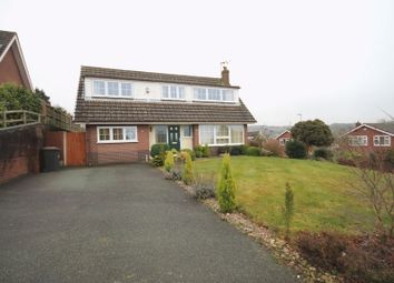 Thumbnail 3 bed detached house for sale in St Marys Road, Loggerheads, Market Drayton