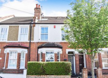 Thumbnail 3 bedroom terraced house for sale in Grove Road, London