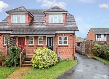 Thumbnail 2 bed semi-detached house for sale in Lingfield Road, Edenbridge