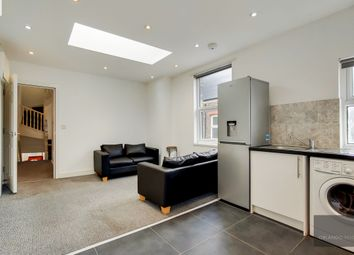 Thumbnail 4 bed flat to rent in Leverson Street, London